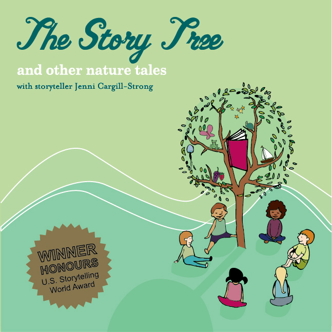 The Story Tree and other nature tales with storyteller Jenni Cargill-Strong