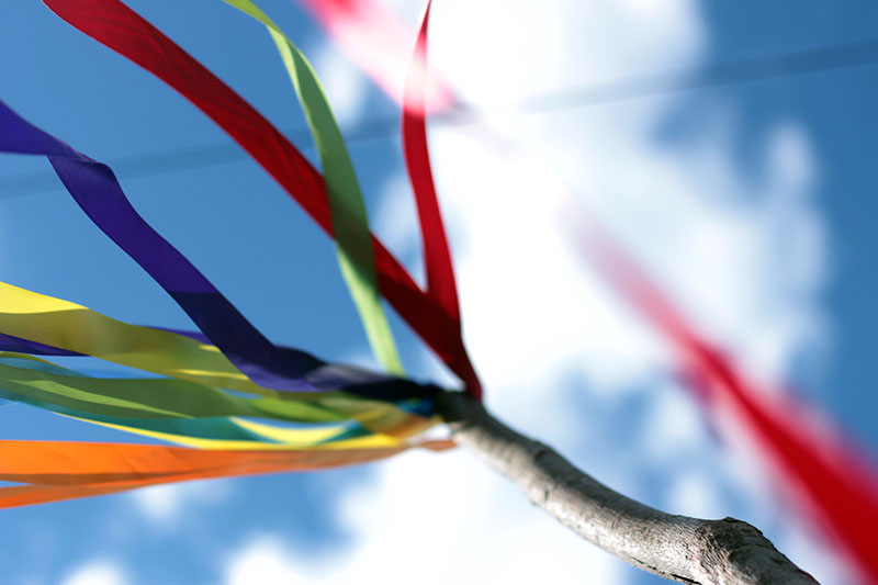 maypole ribbon