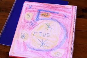 main lesson book maths