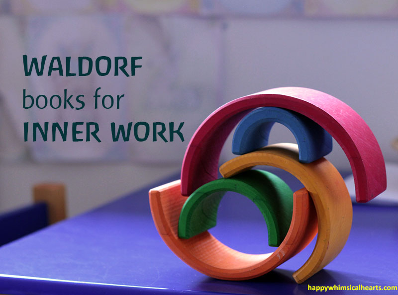 Waldorf books for inner work