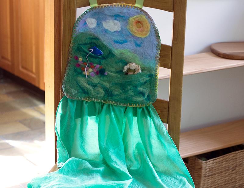 story-apron