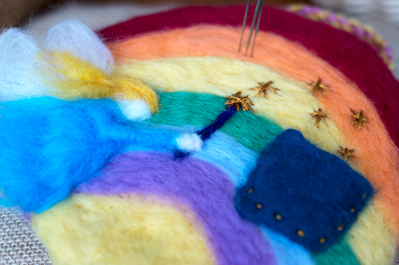 needle-felting-a-tooth-fairy-pocket